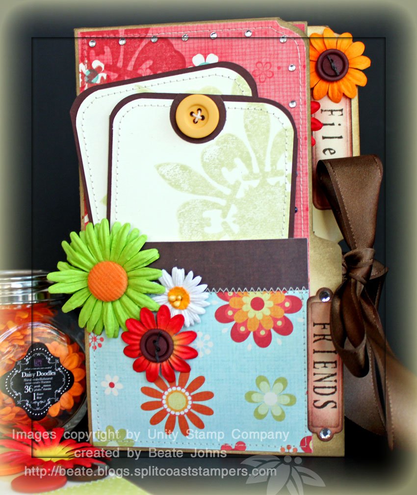 File folder fresh fun for Decoration page